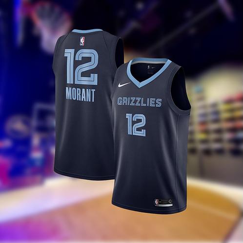 Nike NBA Memphis Grizzlies Icon Edition Swingman Jersey Ja Morant
