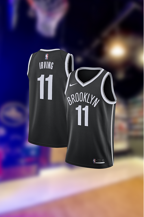 Nike NBA Nets Icon Edition Kyrie Irving Swingman Jersey