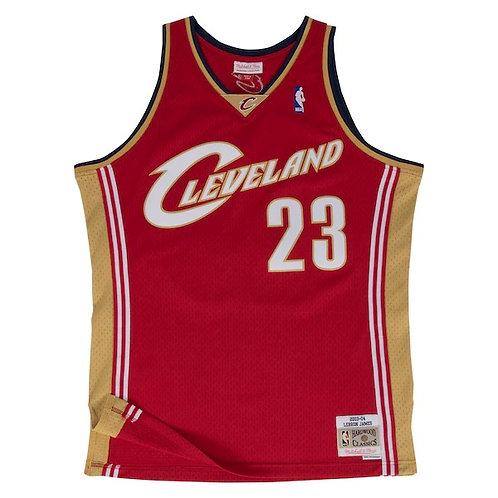 Mitchell & Ness NBA Cleveland Cavaliers Hardwood Classics Jersey LeBron James