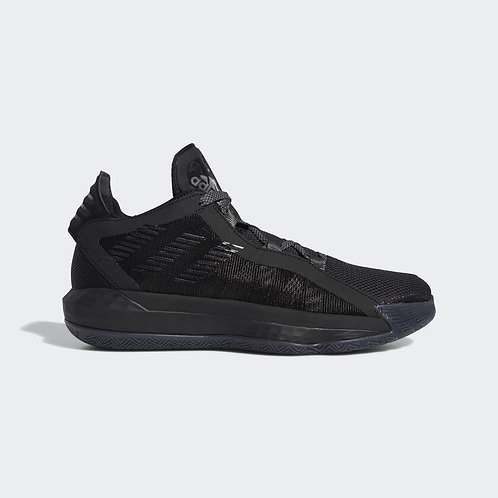 "Adidas Dame 6 ""Core Black"""