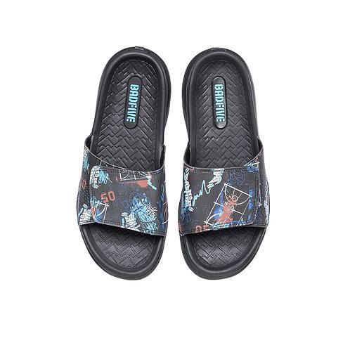 Li Ning BadFive Basketball theme Slippers