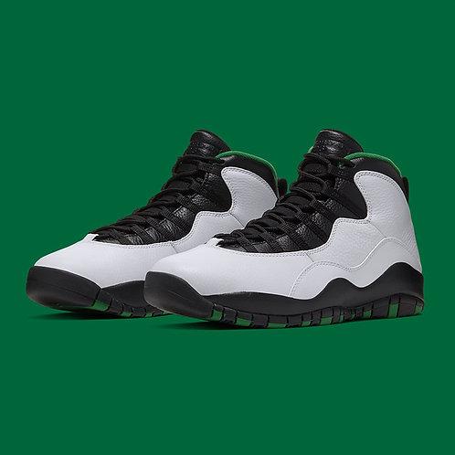 "Air Jordan 10 Retro ""Seattle"""