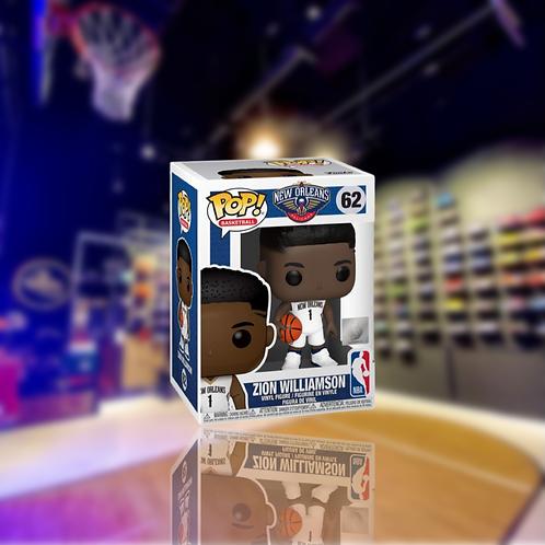 Funko Pop! NBA Pelicans Zion Williamson