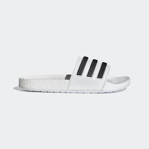 "Adidas Adilette Boost Slides ""White"""