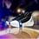 Thumbnail: 361 Degrees Zen 3 White/Blue Aaron Gordon basketball shoes