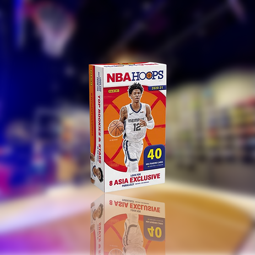 Panini NBA 20-21 Hoops Asia Exclusive Box