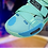 "Thumbnail: LiNing Wade All City 9 V2 "" Cyan Frost """