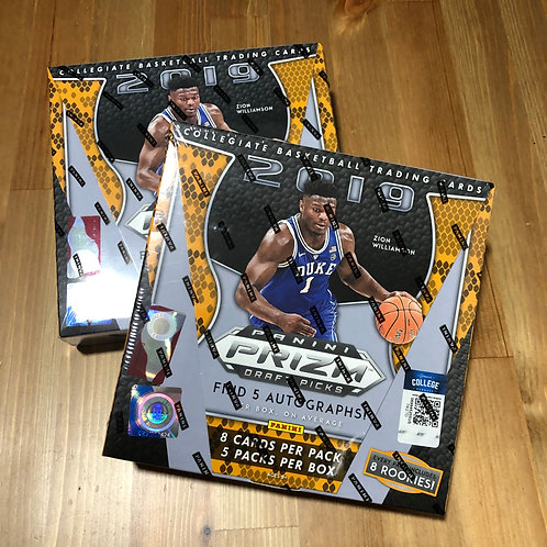 2019-20 Panini Prizm Draft Picks Basketball Cards
