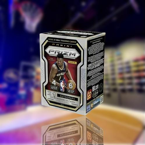 Panini 20-21 NBA Prizm Blaster Box