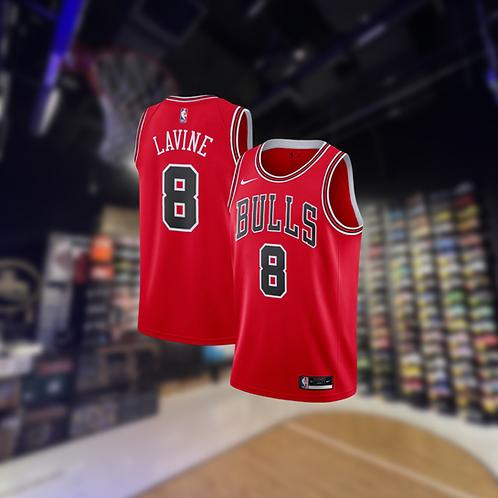 Nike NBA Bulls Icon Edition Zach Lavine Swingman Jersey