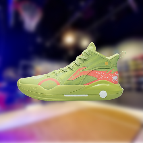 """LiNing YuShuai 15 """"Glow Green"""""""