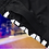 Thumbnail: LiNing BADFIVE Basketball Shorts Black/White