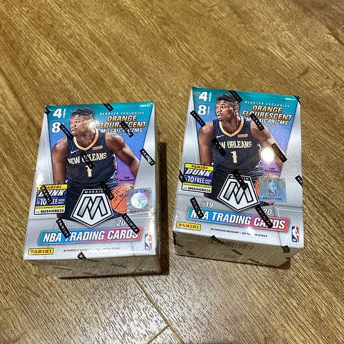 Panini NBA 2019-2020 Mosaic Blaster Box
