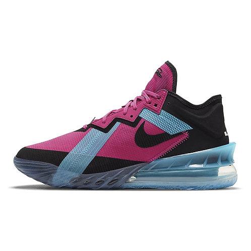 """Nike LeBron 18 Low """"Fireberry"""""""