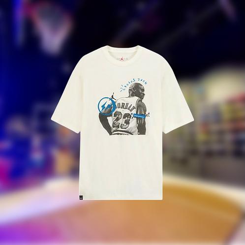 Jordan X Travis Scott X Fragment T-Shirt