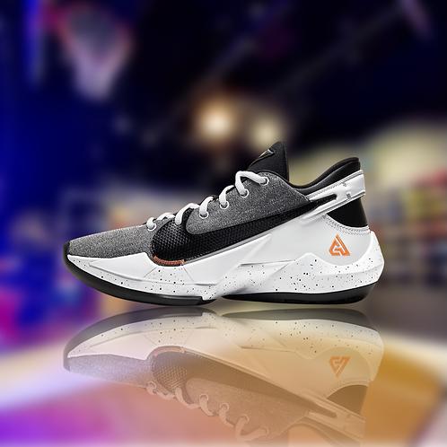 "Nike Zoom Freak 2 ""Grey Bright Mango"""