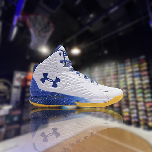 """Under Armour Curry One """"Dub Nation"""""""