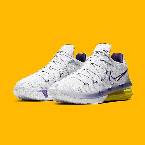 "Nike LeBron 17 Low ""Lakers Home"""