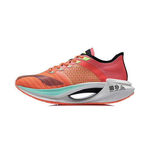 "LiNing Shadow Essential Boom Running Shoe ""Neon Orange"""