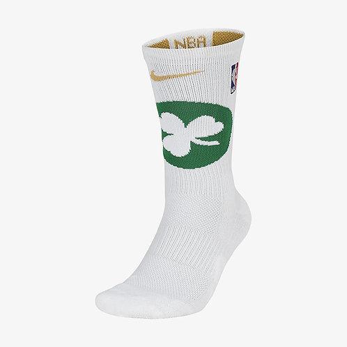 Nike Boston Celtics Nike Elite NBA Crew Socks