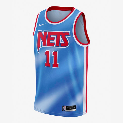 Nike NBA Nets 19-20 Classic Edition Kyrie Irving swingman jersey