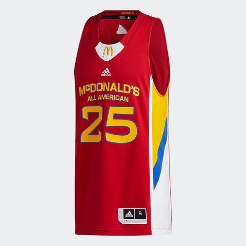 Adidas McDonald's All American D Rose Swingman Jersey