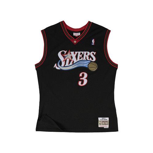 Mitchell & Ness NBA 76ers Hardwood Classics Jersey Allen Iverson