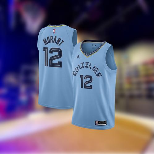 Jordan NBA Grizzlies Statement Edition Ja Morant Swingman Jersey
