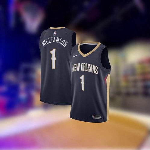 Nike NBA Pelicans Icon Edition Zion Williamson Swingman Jersey