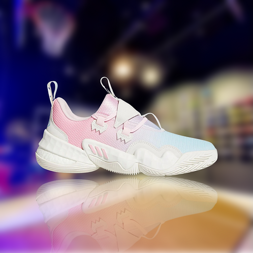"""Adidas Trae Young 1 """"Cotton Candy"""""""