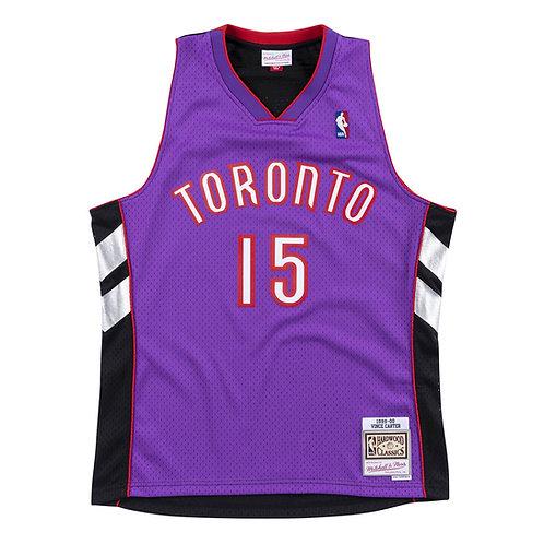 Mitchell & Ness NBA Raptors Hardwood Classics Jersey Vince Carter