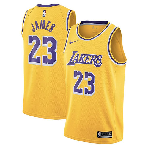 Nike NBA Swingman Jersey LeBron James Icon Edition 2020