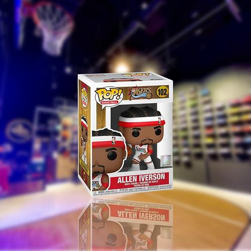 Funko Pop! NBA 76ers Allen Iverson