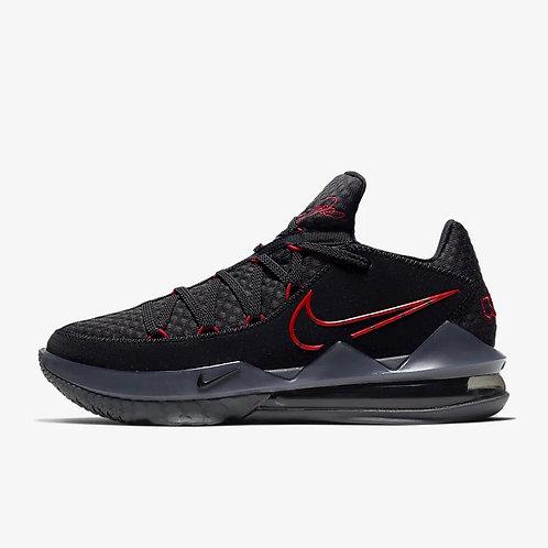 "Nike LeBron 17 Low ""Bred"""