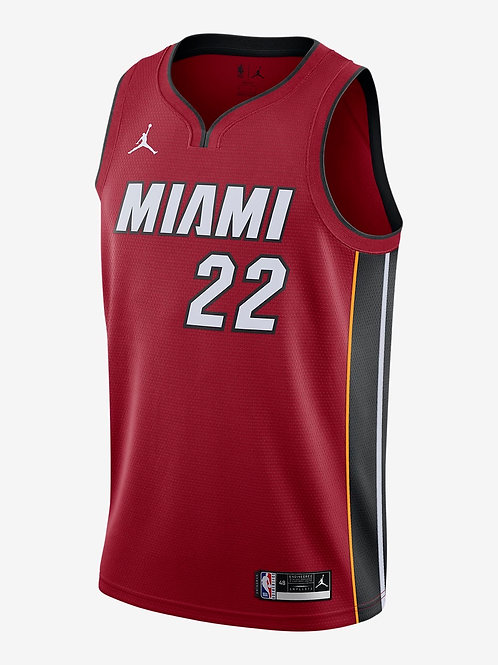 Jordan NBA Swingman Jersey Jimmy Butler Heat Statement Edition 2020