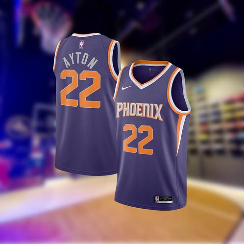 Nike NBA Suns Icon Edition Deandre Ayton Swingman Jersey