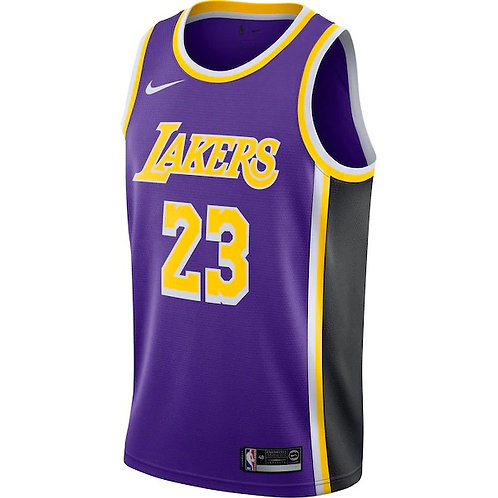 Nike NBA LA Lakers Statement Edition Swingman Jersey LeBron James