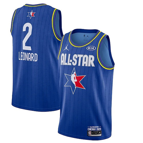 Jordan 2020 NBA All-Star Game Kawhi Leonard Swingman Jersey