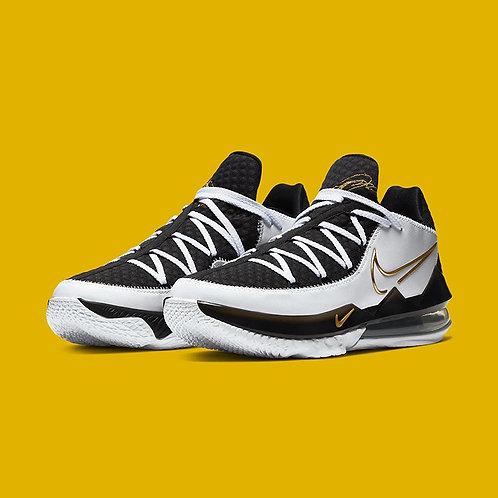 "Nike LeBron 17 Low ""White Gold"""