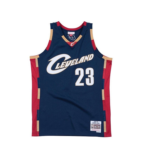 Mitchell & Ness NBA Cavaliers Hardwood Classics Jersey LeBron James