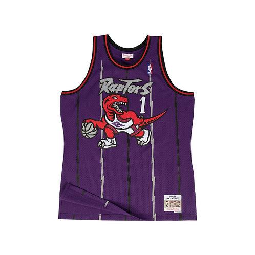 Mitchell & Ness NBA Raptors Hardwood Classics Jersey Tracy McGrady