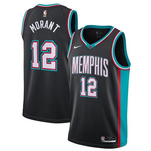 Nike NBA Grizzlies Classic Edition Ja Morant Swingman Jersey