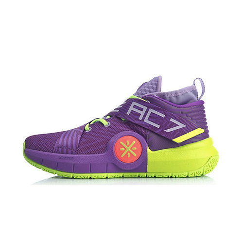 "Lining Way Of Wade All City 7 ""Volt/Purple"""