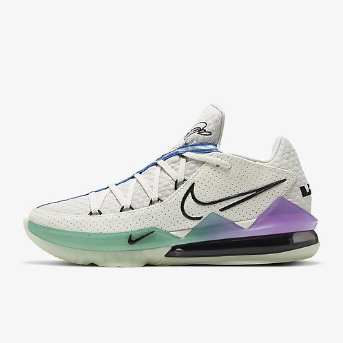 "Nike LeBron 17 Low ""Glow in the dark"""