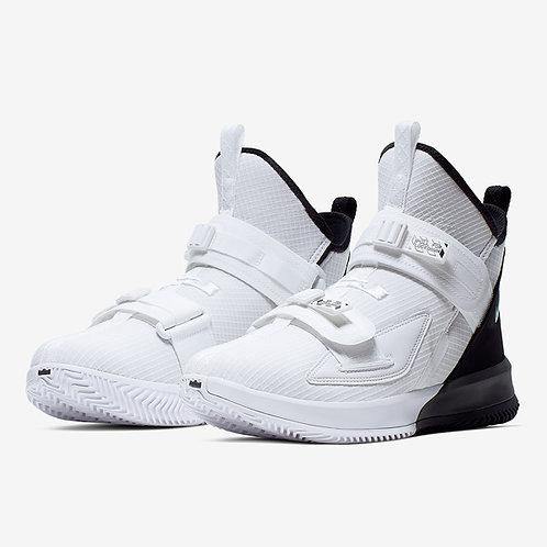 "Nike LeBron Soldier 13 ""Black/White"""