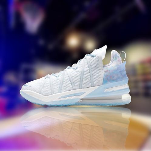 "Nike LeBron 18 ""Play for the Future"""