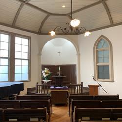 礼拝堂センター天井