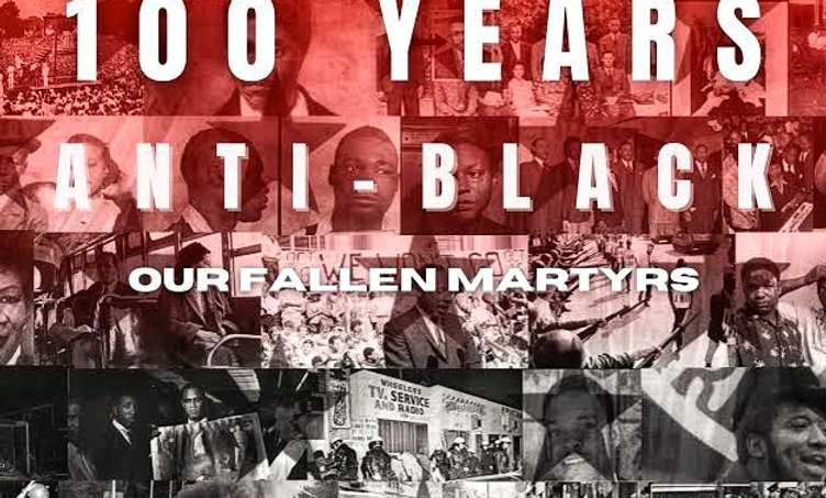 (SHIPPED) 100 Years Of Anti-Black Policing