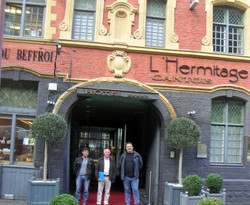 1- L'hermitage