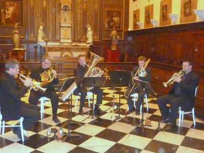 2- Orchestre Open Brass Ensemble